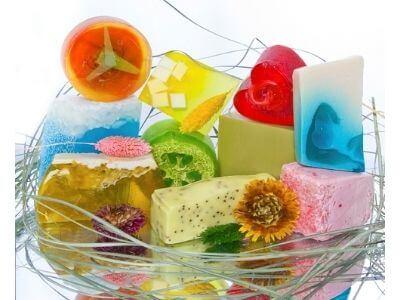 hobi buat sabun