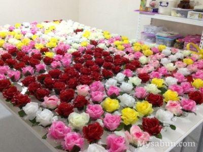sabun rose
